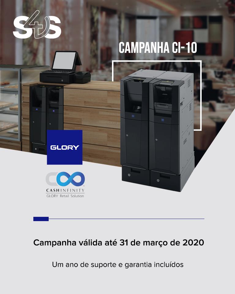 Campanha Glory CI-10