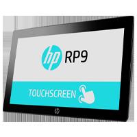 display de cliente gráfico HP