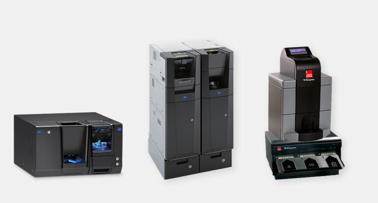 renting máquinas de pagamento automático